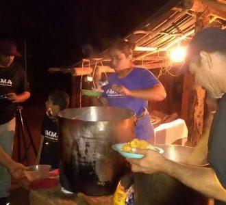 Refeição Indios Guarani - Argentina